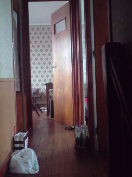 couloir de l'étage.